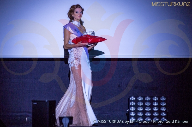 Miss Turkuaz 2014